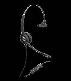 Headsets - ELITE HDvoice MS mono NC USB