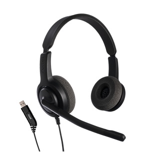 Headsets - VOICE USB28 HD duo NC